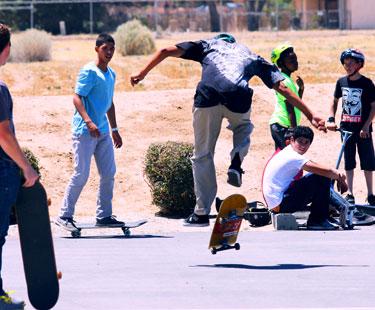Skate Riot